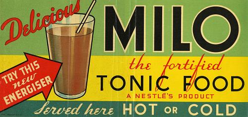 Nestlé Milo Advertisement