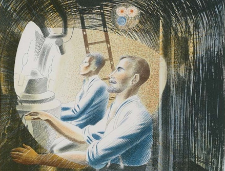 Working Submarine Controls