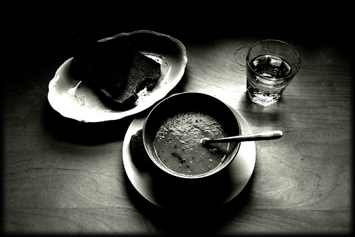Lonely Lunch