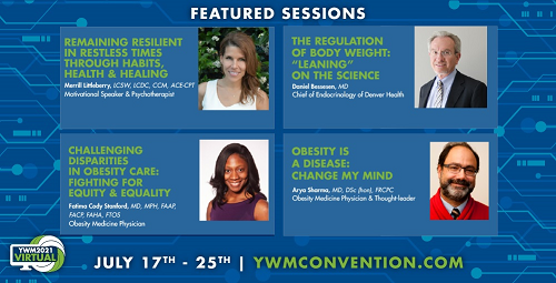 YWM2021 Featured Sessions
