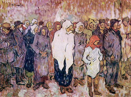 Queuing for Bread