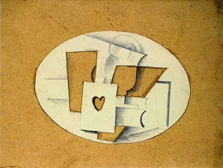 Still Life with Ace of Hearts