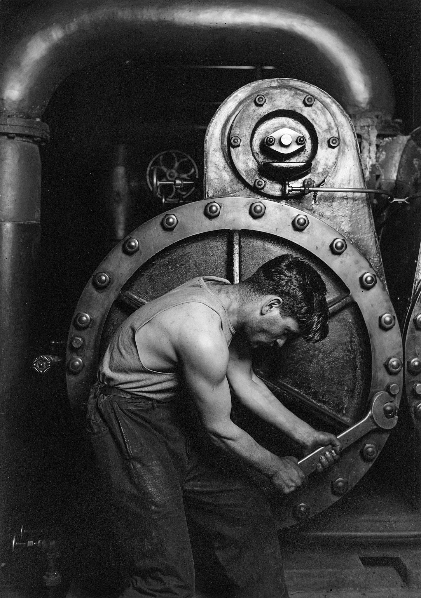 Power House Mechanic