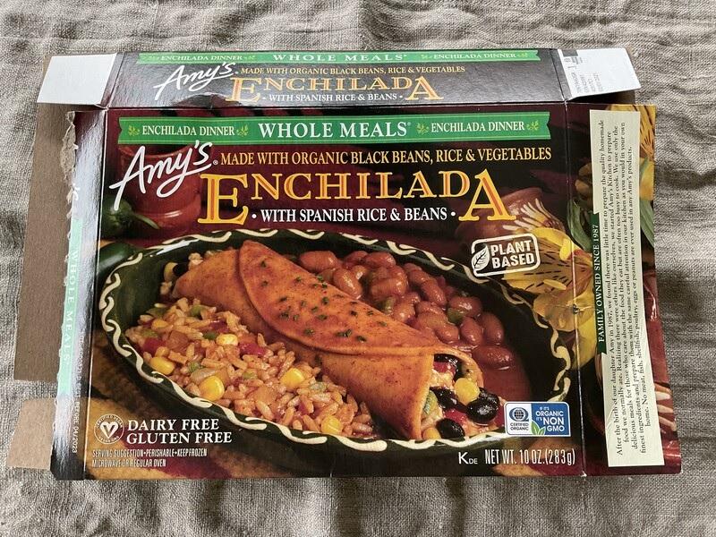 Amy's Enchilada
