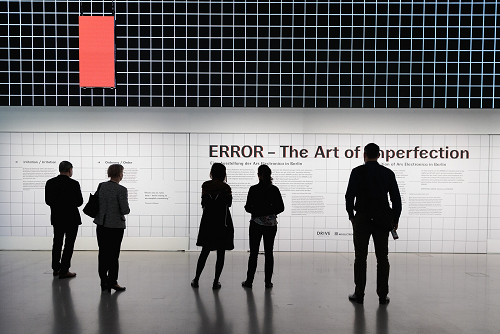 Error – the Art of Imperfection